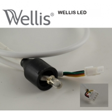 Wellis Whirlpool LED